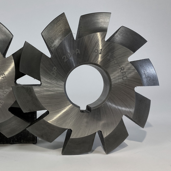 Modular and Diametrical Involute Gear Cutters / Cutting Tools Sheffield