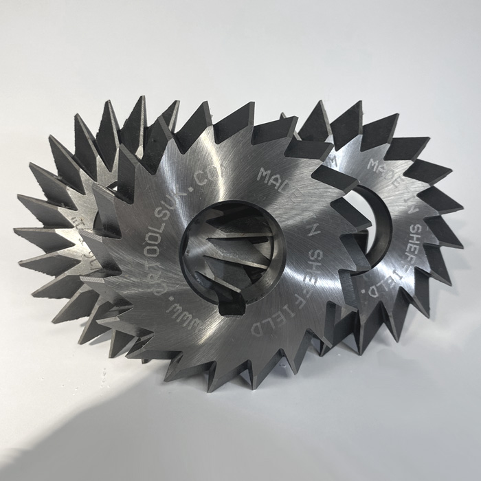 G1-Double Sided / Equal Angle Cutters from C.R.Tools in Sheffield