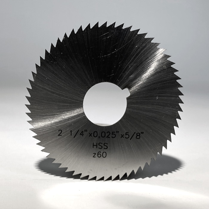 Imperial Screw Slotting Saw from C.R.Tools in Sheffield