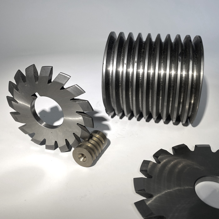 Rack & Worm Cutters from C.R.Tools in Sheffield