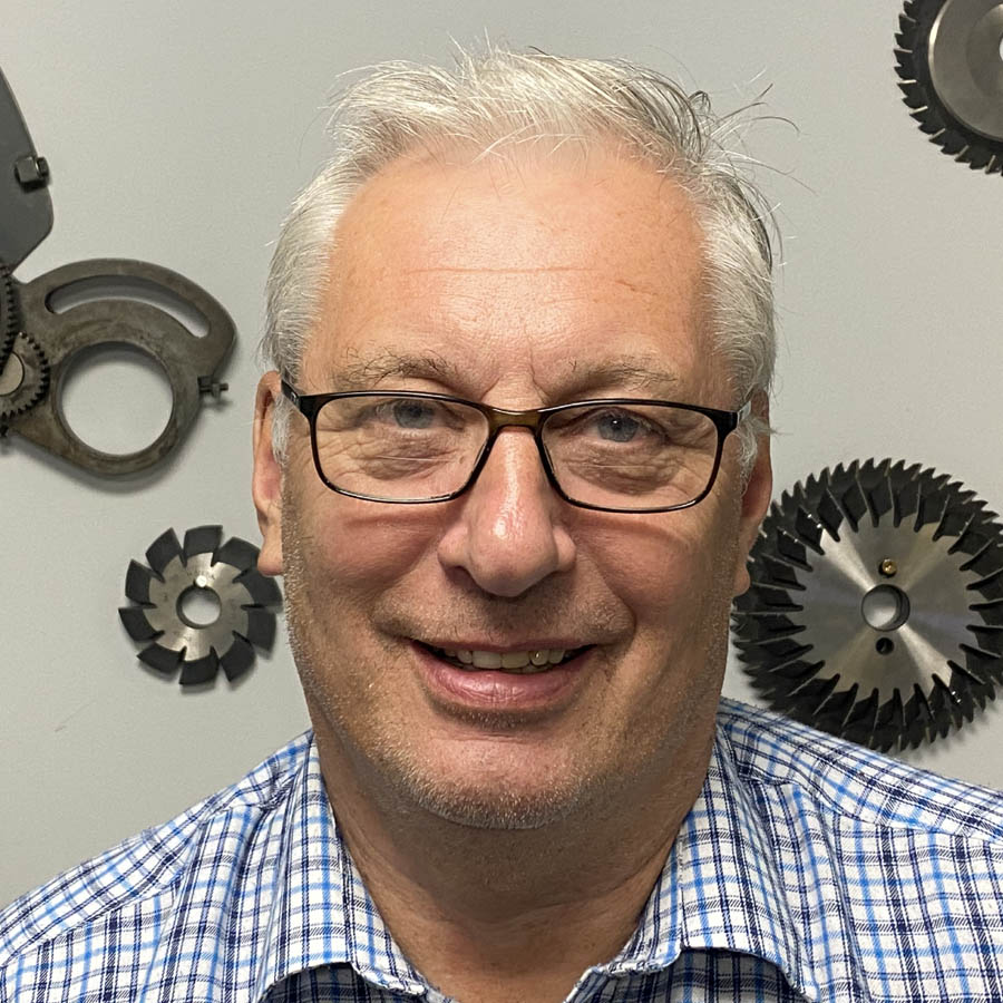 MELVYN COWLEY - Owner at CR Tools in Sheffield